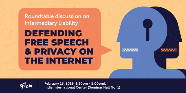 Graphic 'Defending Free Speech and Privacy on the Internet'
